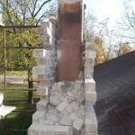 even a broken chimney can be rebuilt