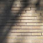brick wall is missing mortar